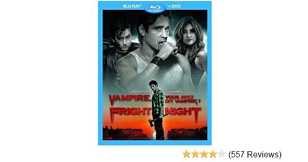 Amazon com: Fright Night [Blu-ray]: Anton Yelchin, Colin