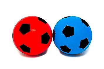 E-Deals - balón de fútbol suave de espuma para interior y exterior ... 7073c850978b