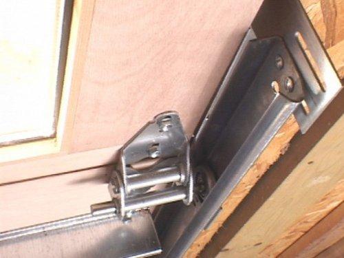 Clopay Vertical Garage Door Track 88 Garage Door Hardware