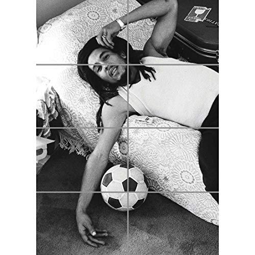 - BOB MARLEY JAMAICA REGGAE MUSIC SINGER RELAX FOOTBALL SOCCER NEW POSTER OZ1656