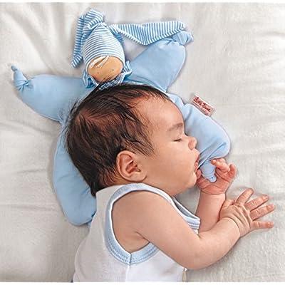 Kathe Kruse - Organic Gugguli Doll, Light Blue : Baby