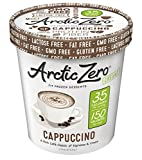 ARCTIC ZERO Fit Frozen Desserts - 6 Pack - Cappuccino Creamy Pint offers