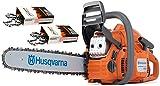 Husqvarna 450 (50cc) Cutting Kit, includes a 450 chainsaw PLUS...