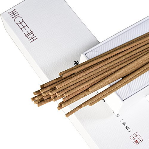 ShanBenTang Incense Sticks Classical Chinese Incense, Ancient Wisdom, Aroma of Thousands of Years ago (8.27in)
