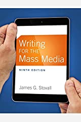 Writing for the Mass Media (9th Edition) Paperback