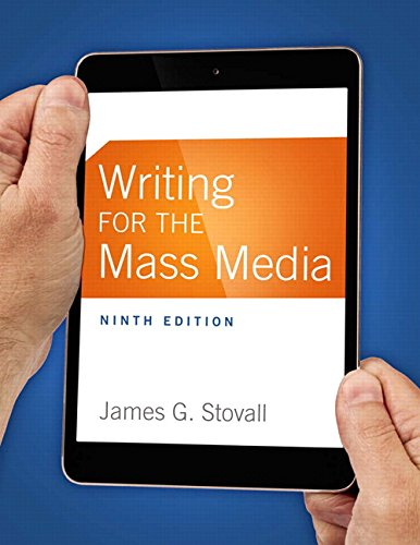 133863271 - Writing for the Mass Media (9th Edition)