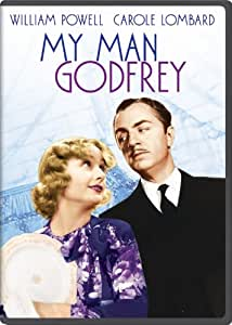 My Man Godfrey (Sous-titres français) [Import]