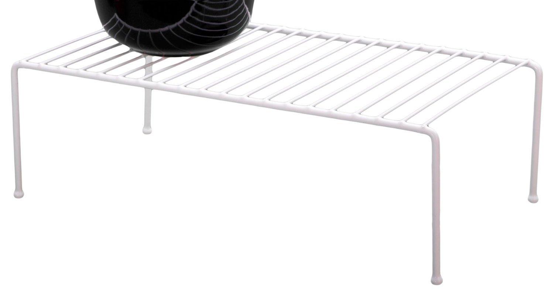 Amazon.com - Grayline 40710, Jumbo Kitchen Helper Shelf, White (2 ...