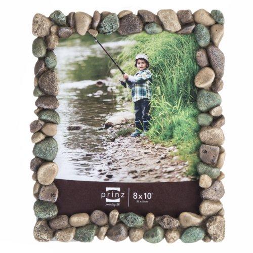 (PRINZ River Rocks Resin Frame, 8 by 10-Inch)
