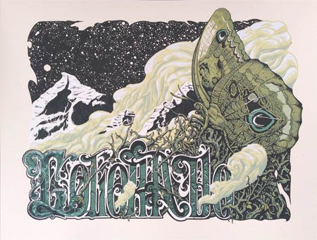 Colorado Variant Limited Edition Screen Printed Poster x/50