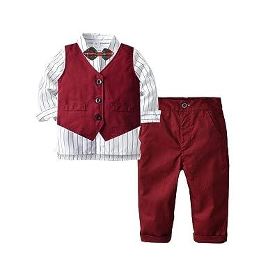 KIDsstz - Conjunto de Ropa para niño y bebé, Traje para otoño ...