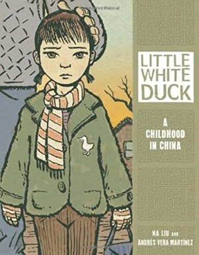 White Duck: A Childhood in China (Single Titles) (Graphic Universe) by Graphic Universe (Image #1)