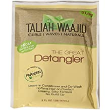 Taliah Waajid The Great Detangler Packette 12-Count 2 oz (Pack of 3)