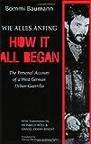 How It All Began, Bommi Baumann, 0889780455