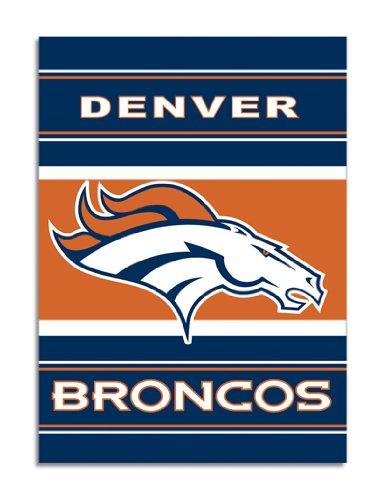 Denver Broncos Outside House -