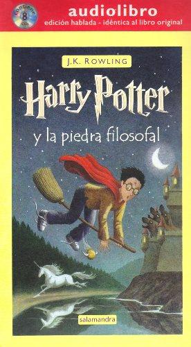 HARRY POTTER Y LA PIEDRA FILOSOFAL (AUDIOLIBRO)