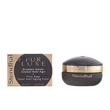 Pur Luxe Total Anti-Aging Care by Stendhal for Women - 1.66 oz Anti-Aging Christie Brinkley Complete Clarity Facial Cleansing Wash, Large Size 4.5 fl oz/133mL
