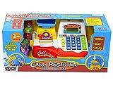 Supermarket Cash Register with Checkout