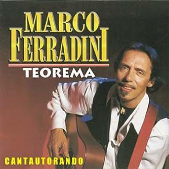 mp3 teorema ferradini marco