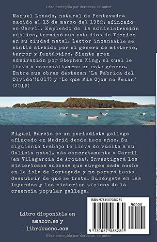 El Misterio de la isla de Cortegada: Amazon.es: Manuel ...