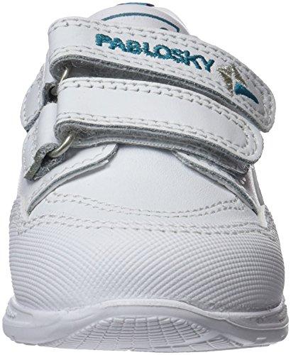Blanc 267709 Basses Sneakers Pablosky Blanco 267709 Enfant Mixte 0w6AqxaXU