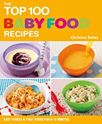 Top 100 Baby Food Recipes