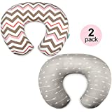Stretchy Nursing Pillow Covers-2 Pack Nursing Pillow...