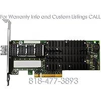 Dell Intel EXPX9501AFXSR 10G XF SR Single Port Fibre Channel PCI-E 2.0 x8 Low Profile Server Adapter - RN219