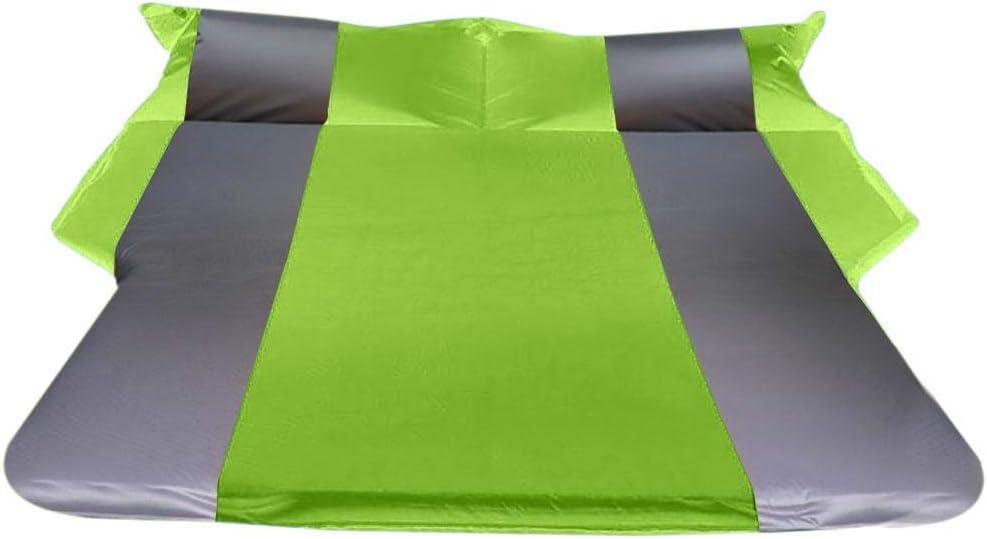 colchoneta de Camping port/átil para Acampar con Estuche para SUV Lucky-all star Colch/ón Inflable autom/ático para Dormir colch/ón de Viaje Acolchado Inflable Adecuado para Viajes de Campamento