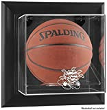NCAA - Wichita State Shockers Framed Wall Mountable Basketball Display Case