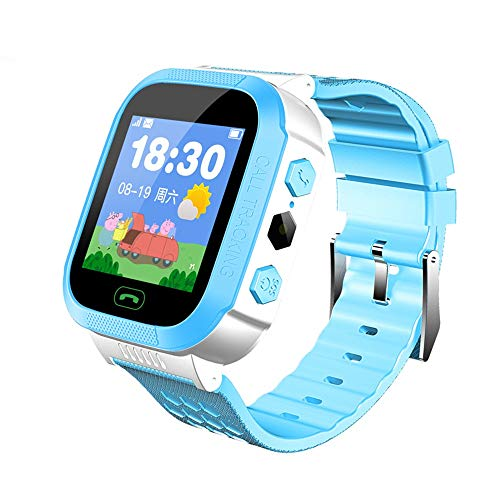 Smart Watch with GSM Locator Screen Tracker SOS for Kids Children -