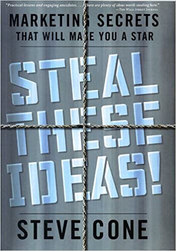 Used Steal These Ideas!: Marketing Secrets That Will Make You a Star (Bloomberg) on OnBuy
