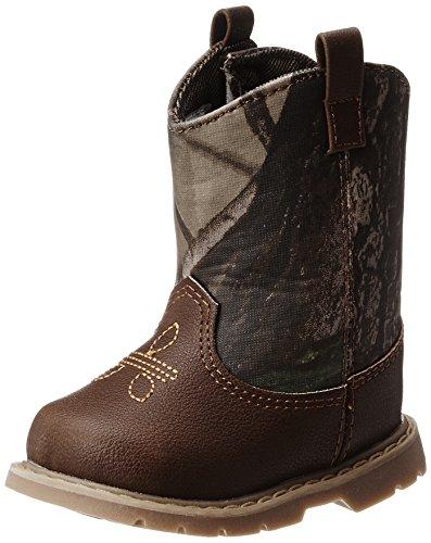 Natural Steps Legend Western Boot (Infant/Toddler),Camouflage/Brown,5 M US (Toddler Boy Western Boots)