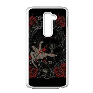 LG G2 Cell Phone Case White_BLOODY MARY Odnoh