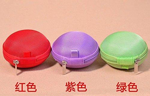 jytop New Korean Weiblich klein mini Münze Geldbörse Portemonnaie Etablieren Tasche Headset Beutel