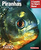 img - for Piranhas (Complete Pet Owner's Manual) book / textbook / text book