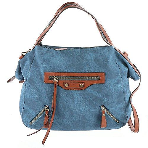 sr-squared-by-sondra-roberts-street-smart-shopper-shoulder-bag-blue