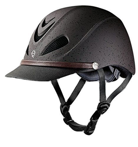 Troxel Grizzly Dakota Helmet, Brown, Medium
