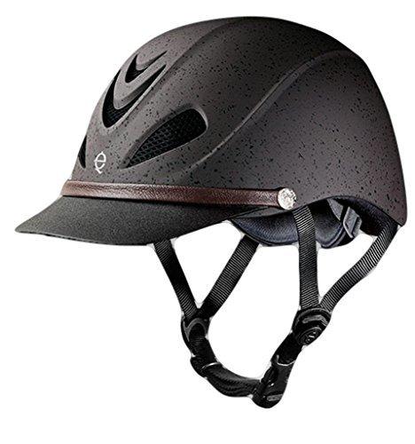 Troxel Grizzly Dakota Helmet, Brown, Medium