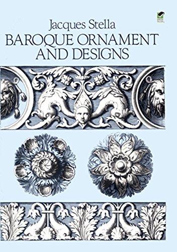 Baroque Ornament and Designs (Dover Pictorial - Baroque Ornaments