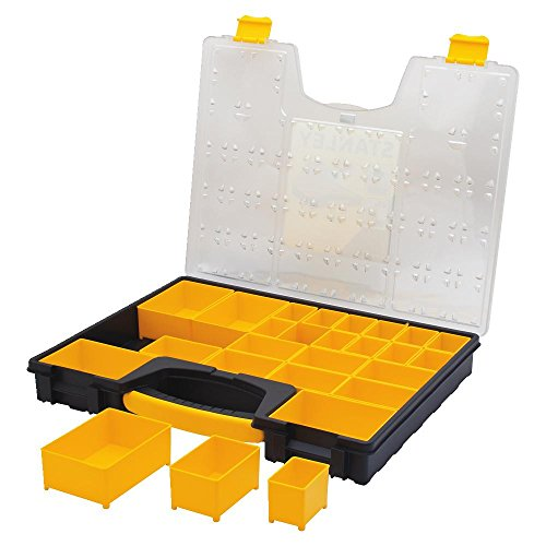 076174942026 - Stanley 014725 25-Removable Compartment Professional Organizer carousel main 2