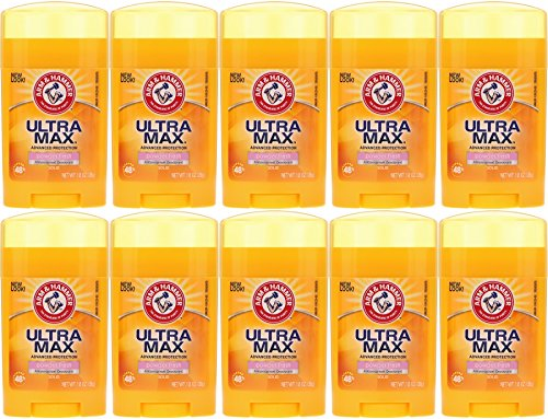 Arm & Hammer Ultramax Powder Fresh Solid Antiperspirant Deod