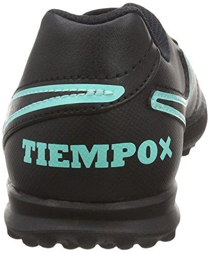 Nike Jr Tiempox Rio Iii Tg, Botas de Fútbol Unisex Adulto Negro (Black / Black)