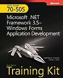 img - for Self-Paced Training Kit (Exam 70-505) Microsoft .NET Framework 3.5 Windows Forms Application Development (MCTS) (Microsoft Press Training Kit) 1st edition by Stoecker, Matthew, Stein, Steve (2009) Paperback book / textbook / text book