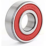 6204 2RS Sealed Deep Groove Ball Bearing 20mm x 47mm x 14mm