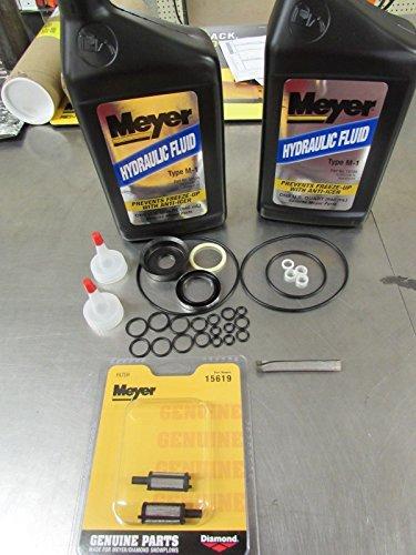 meyer pump oil - 1