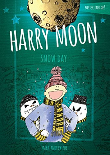 Harry Moon Snow Day Color Edition
