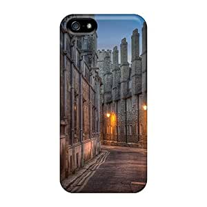 For SamSung Galaxy S4 Phone Case Cover High Quality Historical Trinity Lane In Cambridge Engl Hdr For SamSung Galaxy S4 Phone Case Cover