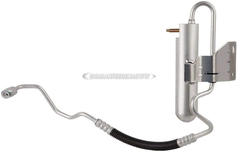 BuyAutoParts 60-31287SU New For Dodge Journey 2009 New A//C AC Accumulator Receiver Drier /& Hose