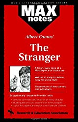 Stranger, The (MAXNotes Literature Study Guides) (MAXnotes Literature Guides)